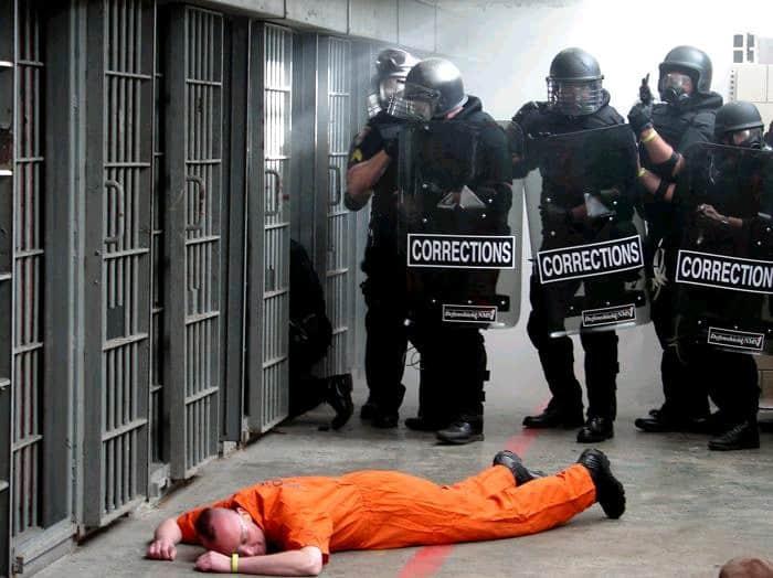 correctional officer job description