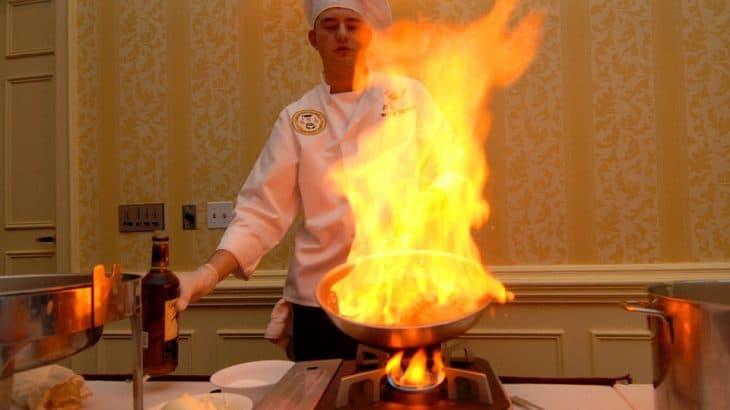 Sous chef job description practices