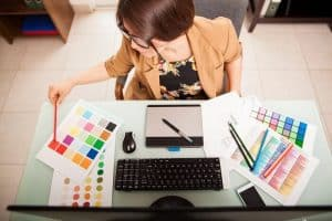 Graphic Designer Job Description, Qualifications, and Outlook