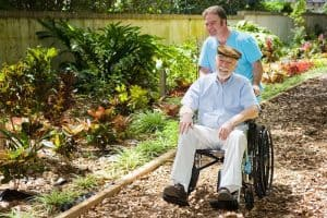 caregiver job description