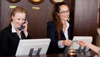 receptionist job descriptions