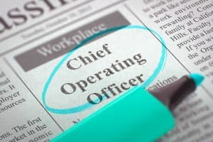 COO Job Description, Qualifications, and Outlook