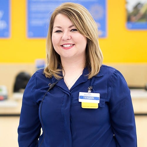 Walmart customer service manager