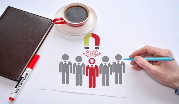 talent acquisition logo