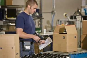 warehouse associate job description
